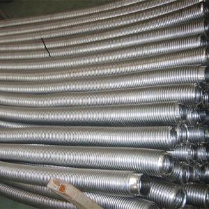 終わるブレードの構築が付いているDn6-300mmの金属のホース