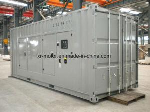 Cumminsのディーゼル機関による20kw~1000kw防音のディーゼル力の電気発電機