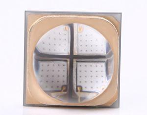 Alta potencia de 395nm 10W Diodo emisor de luz con 120 grados para la industria de la inspección de radiación