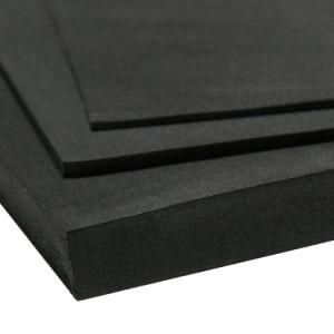 EPDM SBR, NBR, l'IIF, Plaques de caoutchouc butyle