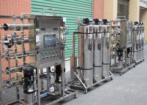 Ss 304 малых станции очистки воды обратного осмоса 3000 Gpd