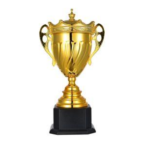 Marathon de Soccer Football Sports de l'exécution Prix médaille en Coupe du trophée de championnat