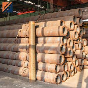 St37, ASTM A179 laminadas a quente de aço carbono dos tubos da caldeira perfeita