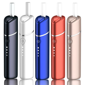 Uwoo Original Iqos Hnb Cigarro Eletrônico Kit Vape 3200mAh não calor queimar até 40 PCS bastões Iqos Smokable contínua compatível com Iqos Folhas emperra
