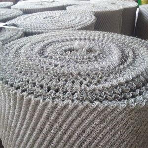 Цельновывязанное изделие с проволочной сетки из нержавеющей стали трубы, Gas-Liquid проволочной сетки фильтра