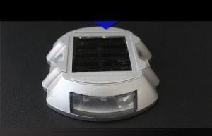 LED de alta calidad de la herradura de la luz del paisaje de espárrago de Carretera de Energía Solar