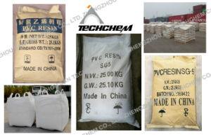 Tuyau de suspension Grade SG5 K65 K66 K67 en PVC de résine