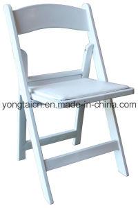 Resina blanca silla plegable para Comedor – Resina blanca silla ...