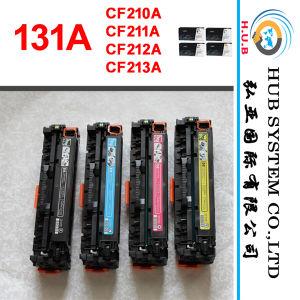 HP 131A (CF210AのためのOEMカラーカートリッジ; CF211A; CF212A; CF213A)