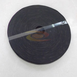 Correia de distribuição interminável de borracha preta para transmissão de energia