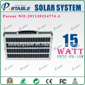 15W AC 100~220V PV het Systeem van de Macht voor Huishoudapparaat (petc-f-d-15W)