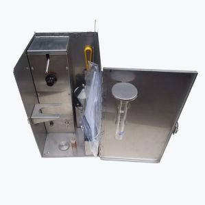Öl-und Wasser-Retorte-Installationssatz 50ml, externe Heizung