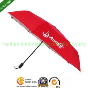 Pequeño Sol y lluvia de la moda anti-UV Paraguas plegable plegable (FU-3821B)