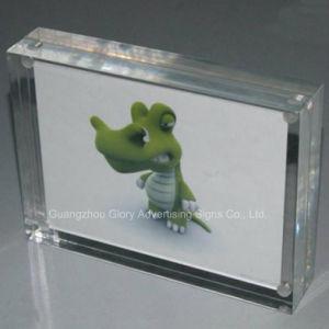 アクリルのMagnetic Photo FrameおよびAcrylic Photo Frame