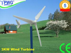 DC/AC Inverters Type와 300W -10kw Output Power 20kw Solar Panel Wind Turbine System