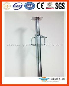 Sistema de andaimes suporte ajustável de aço escora da internacionalização com rosca interna
