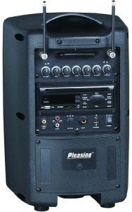 Аудиоий портативного диктора мультимедиа звуковой системы PA профессиональное