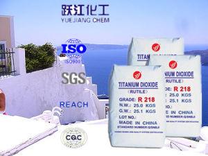 TiO2 het Dioxyde van het Titanium van het Rutiel voor Algemeen Doel
