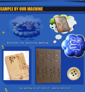 Vente chaude pour la machine d'inscription de laser de fibre de non-métal (HSCO2-60W)