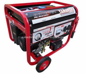 generatore silenzioso portatile di rame della benzina di 3kw 7HP 100% per uso domestico