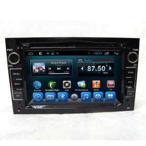 두 배 DIN 자동차 라디오 GPS 항해 체계 Opel Astra H