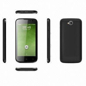 A MTK6577 Dual Core Android Market 4.1 512 MB com 4 GB de Telefone móvel