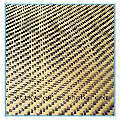 Misturas de fibras de carbono e fibra de aramida