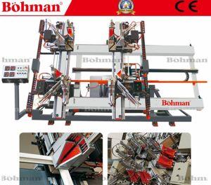 Eck-Schweißgerät-Maschinerie PVC Windows PVC-vier