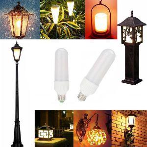 Flamme-Feuer-Licht-Atmosphären-dekorative Lampe des Weihnachtenled