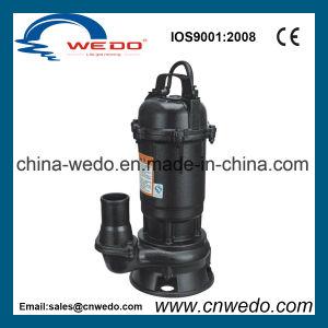 Eaux usées de la série Wqd Pompe à eau (0,4-1.1KW)