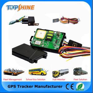 Дешевле водонепроницаемый GPS Tracker с кнопку парового удара Mt01