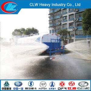 De Vrachtwagen van het Water van de Sproeier van de Straat van Dongfeng 4X2