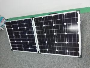 태양 전지판을%s 가진 태양 전지판 장비 휴대용 태양 발전기