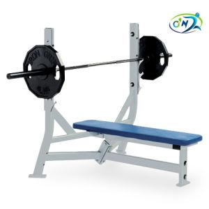 Home Banco de ginásio Pressione a placa de equipamentos de ginástica carregado