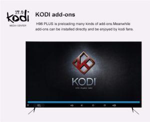 T96 plus S912 3G+16g Eibisch des Android-6.0 mit Kasten Fernsehapparat-Kodi16.1