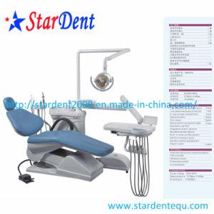 De tand Kleuren van de Stoel Pu voor de TandApparatuur van het Laboratorium van het Ziekenhuis Medische Chirurgische Kenmerkende
