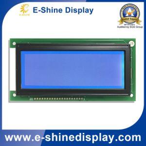 O gráfico/DOT MATRIX 192x64 Módulo LCD monocromático de sabugo/display/comercial/industrial na tela em cores diferentes