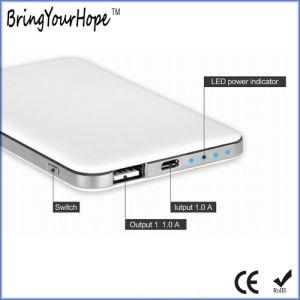 5200mAh cargador de batería Li-Po aluminio Banco de potencia (XH-PB-232)