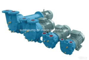 2BVシリーズ水分離器が付いている液封真空ポンプ