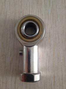 El establecimiento de la varilla roscada en los extremos para cilindro neumático