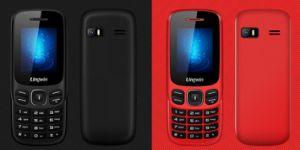 Lingwin teléfono móvil N1 de 1,77 pulgadas Ancianos Los ancianos movil