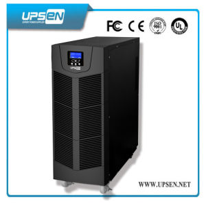 UPS on-line de alta freqüência para 10K - 80kVA com tecnologia IGBT