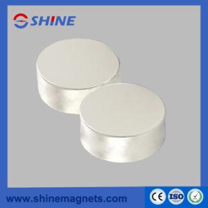 Cilindro de magneto de neodímio D40X20, D45X25, D50X20, D50X30, D55X25, D60X30, D70X40 N35/N38/N40/N45 para medidor de níquel