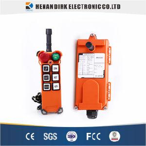 F21-E1 Controle remoto de rádio sem fio industrial de Pontes Rolantes