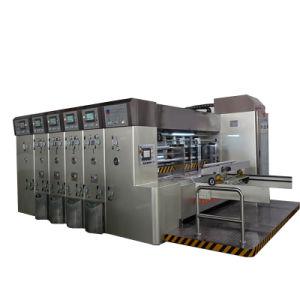 A Alta Definição Flexo Máquina Diecutting da Impressora