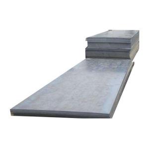 Alliage de laminés à chaud A572 SA516 Grade 60 70 Plaque en acier de la chaudière