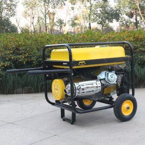 Bison (Chine) BS7500S (H) 6kw 6kVA livraison rapide de l'essence en mode silencieux générateur électrique portable Prix de vente