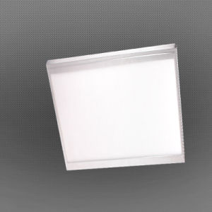 607X607X11mm Al Fram + Instrumententafel-Leuchte 32W DES PMMA Deckel-LED