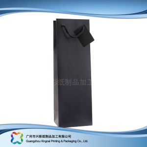 Le papier imprimé à l'Emballage Sac pour le shopping// cadeau des vêtements (XC-bgg-017)