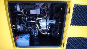 34kVA de grupos electrógenos diesel Isuzu